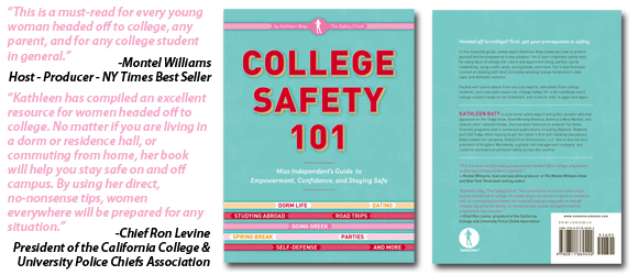 College Safety 101: Miss Independent's Guide To Empowerment, Confidence and Staying Safe